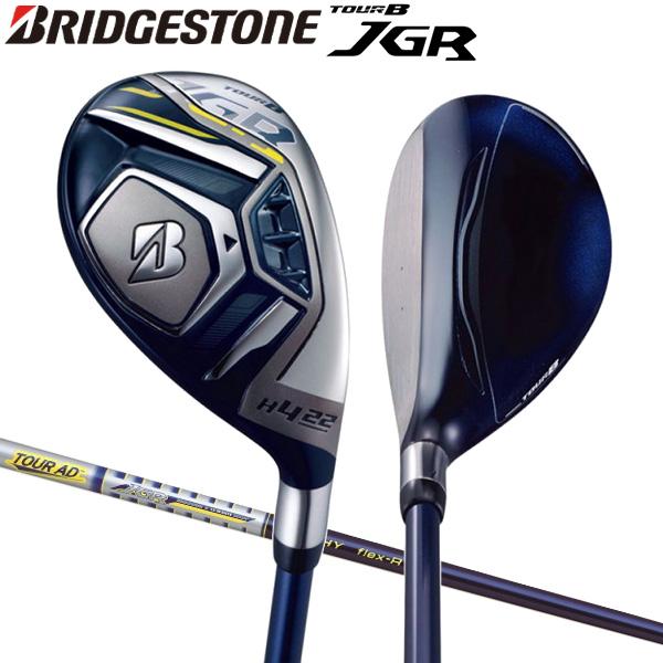 ブリヂストン ゴルフ ツアーB JGR ユーティリティー ツアーAD for JGR TG2-HY カーボンシャフト BRIDGESTONE TOURB【ブリヂストン】【ユーティリティー】