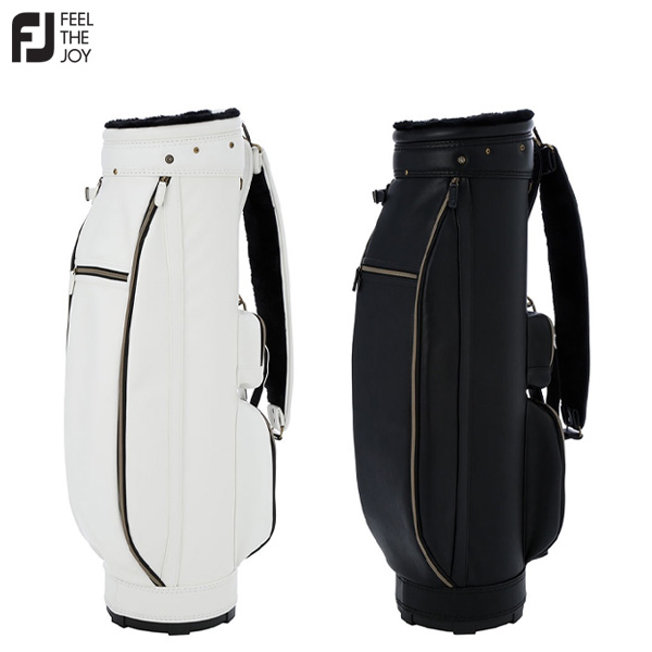 フットジョイ ゴルフ FJ モノトーンシリーズ FB19CT1 カート キャディバッグ FOOTJOY ゴルフバッグ【フットジョイ】【キャディバッグ】