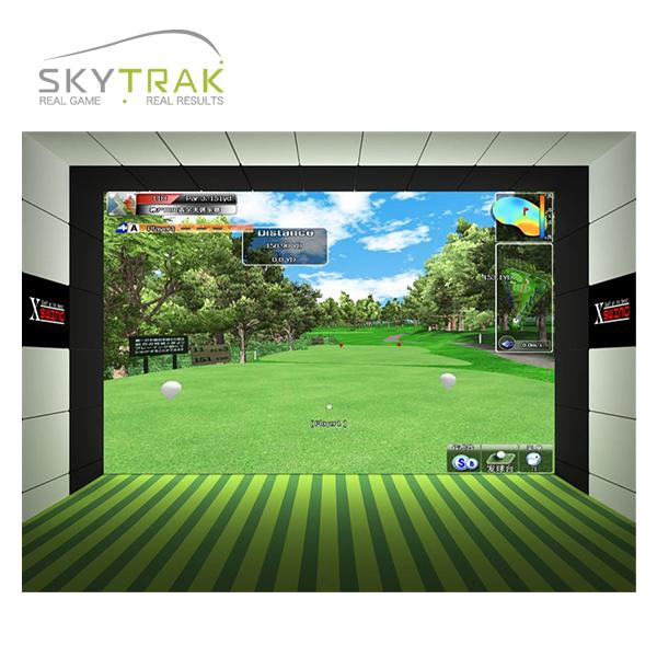 【日本正規品】 GPRO ゴルフ スカイトラック 消音スクリーン SKY TRAK Gプロ【GPRO】【ゴルフ用弾道測定器】