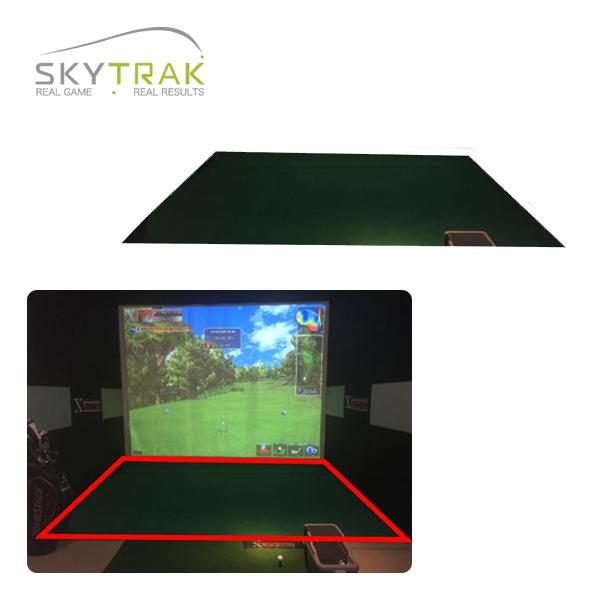【日本正規品】 GPRO ゴルフ スカイトラック 圧縮チューブマット SKY TRAK Gプロ【GPRO】【ゴルフ用弾道測定器】