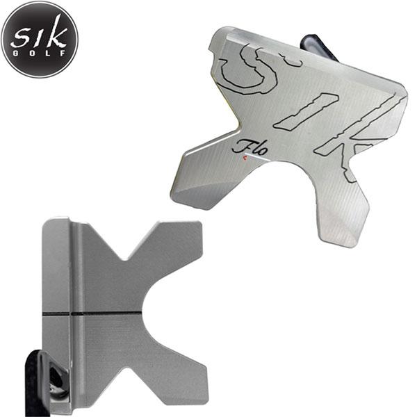 SIK ゴルフ FLO C-Series ダブルベントネック パター SIK【SIK】【パター】