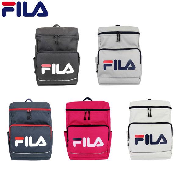 フィラ デイバッグ FL-0003 スクエアリュック リュックサック FILA【フィラ】【リュックサック】