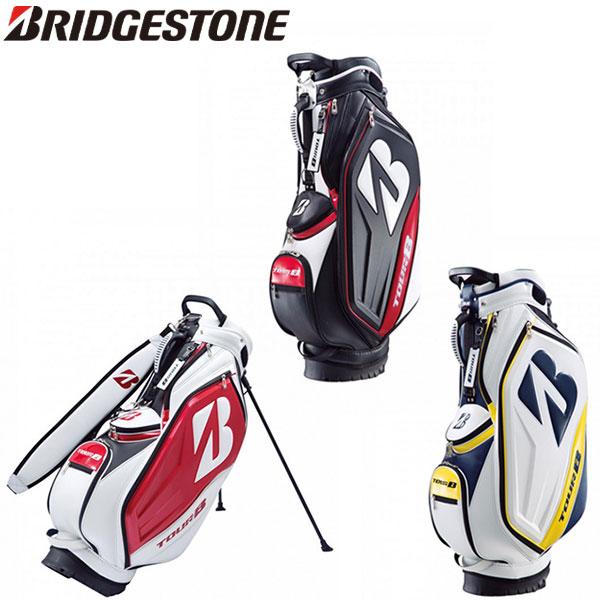 ブリヂストン ゴルフ ツアーB CBG002 プロスタンドモデル キャディバッグ BRIDGESTONE TOURB【ブリヂストン】【キャディバッグ】
