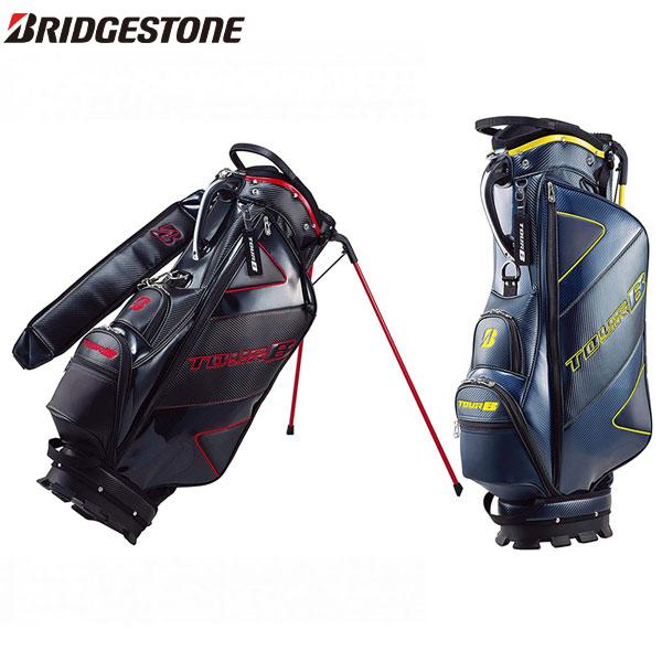 ブリヂストン ゴルフ ツアーB CBG011 セルフクラブスタンド付き キャディバッグ クラブケース付き BRIDGESTONE TOUR B【ブリヂストン】【キャディバッグ】