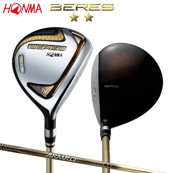 ホンマ ゴルフ ベレス S-07 フェアウェイウッド ARMRQ 47 2S カーボンシャフト HONMA BERES アーマック【ホンマ】【フェアウェイウッド】