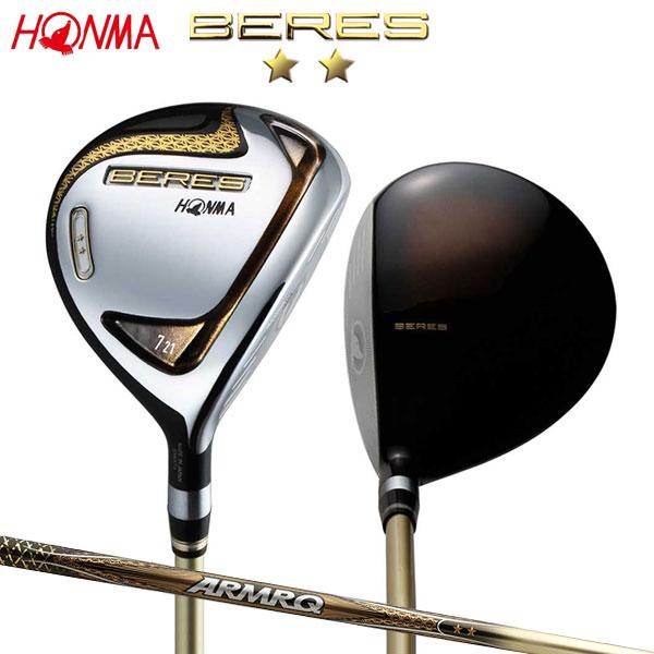 【Rのみ】 ホンマ ゴルフ ベレス S-07 フェアウェイウッド ARMRQ 42 2S カーボンシャフト HONMA BERES アーマック【ホンマ】【フェアウェイウッド】