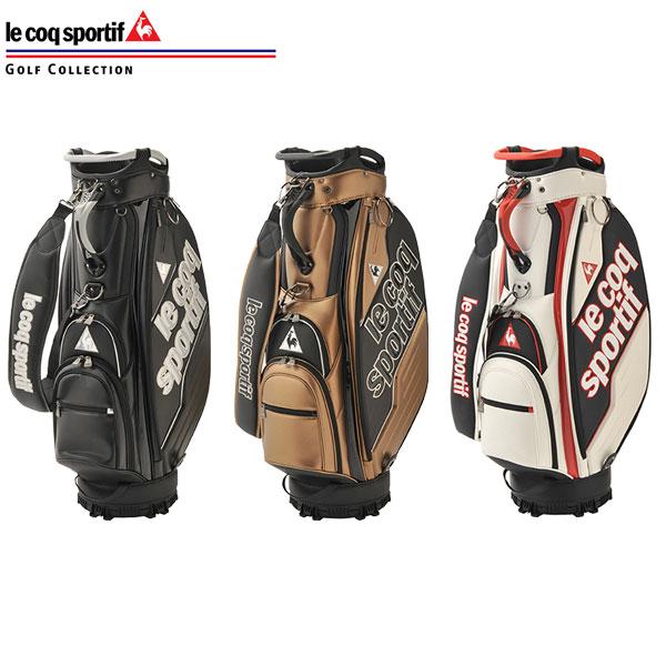 ルコック ゴルフ QQBPJJ03 カート キャディバッグ le coq sportif ゴルフバッグ【ルコック】【キャディバッグ】【あす楽対応】