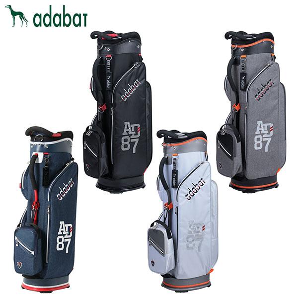 アダバット ゴルフ ABC404 カート キャディバッグ adabat ゴルフバッグ