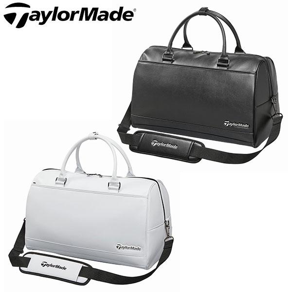テーラーメイド ゴルフ オーステック KY839 ボストンバッグ ホワイト,ブラック TaylorMade