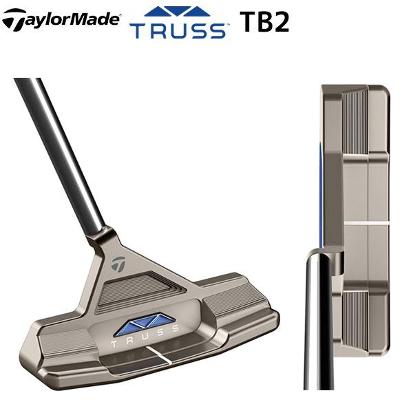 テーラーメイド ゴルフ トラス TB2 トラスセンター パター TaylorMade TRUSS CS【テーラーメイド】【パター】