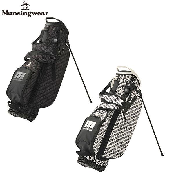 マンシングウェア ゴルフ MQBPJJ04 スタンド キャディバッグ Munsingwear ゴルフバッグ【マンシングウェア】【キャディバッグ】【あす楽対応】