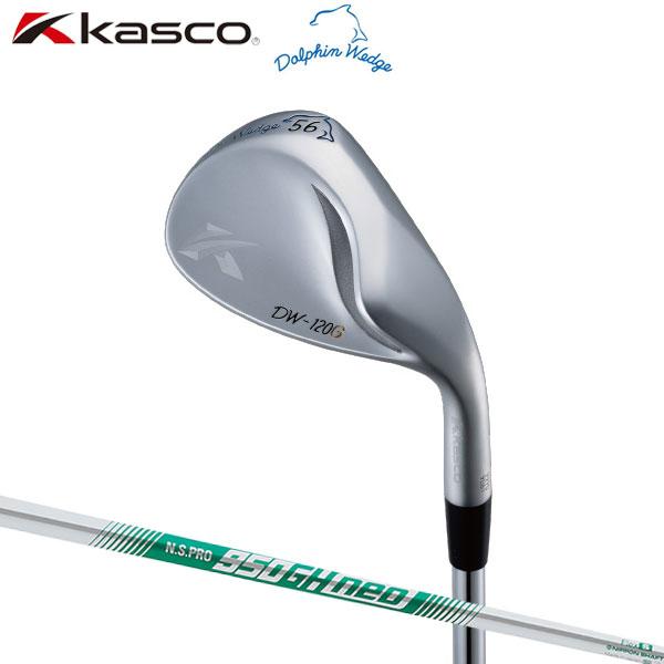 キャスコ ゴルフ DW-120G ドルフィン ウェッジ N.S.PRO 950GH neo スチールシャフト Kasco Dolphin ネオ【キャスコ】【ウェッジ】