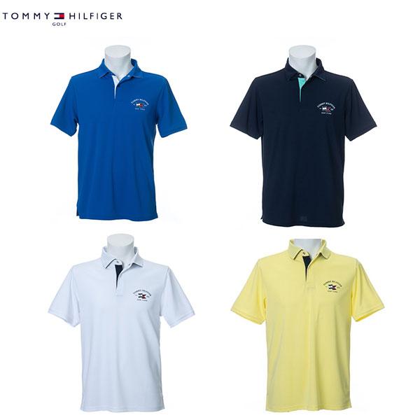 [土日祝も出荷可能]【送料無料】 トミーヒルフィガー ゴルフ THMA021 半袖 ポロシャツ Tommy Hilfiger【トミーヒルフィガー】【ポロシャツ】【あす楽対応】
