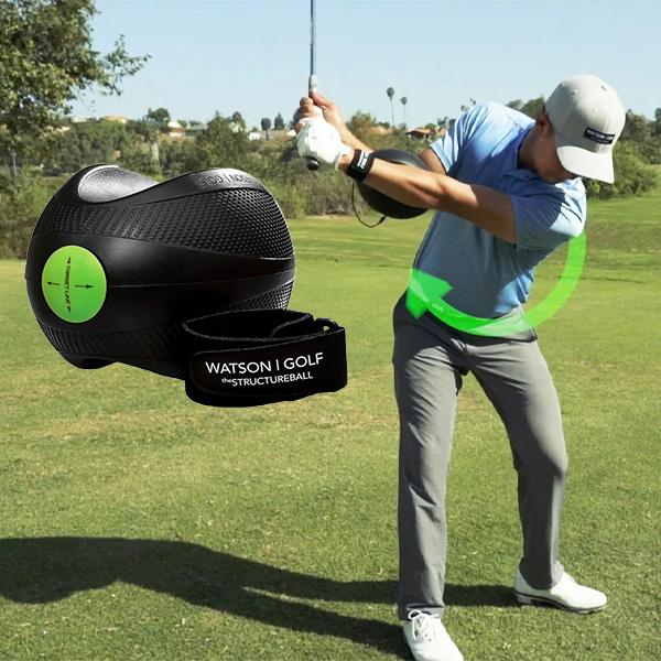[土日祝も出荷可能]ワトソン ゴルフ ストラクチャーボール スイング 練習器具 WATSON structure ball Practice【スイング練習器具】【あす楽対応】