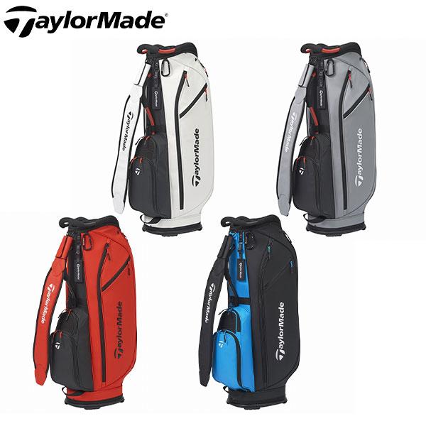 テーラーメイド ゴルフ シティテック アルミフレーム KY831 カート キャディバッグ TaylorMade ゴルフバッグ【テーラーメイド】【キャディバッグ】