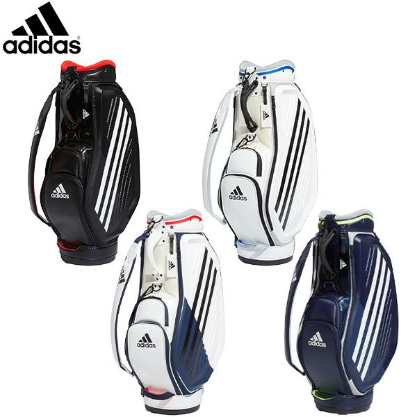 アディダス ゴルフ ツアーモールドデザイン GUW08 カート キャディバッグ adidas ゴルフバッグ【アディダス】【キャディバッグ】