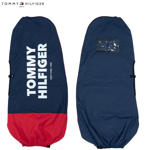 [土日祝も出荷可能]トミーヒルフィガー ゴルフ シグネチャー THMG0SKA トラベルカバー トラベルケース トリコロール(90) Tommy Hilfiger SIGNATURE【トミーヒルフィガー】【トラベルケース】【あす楽対応】