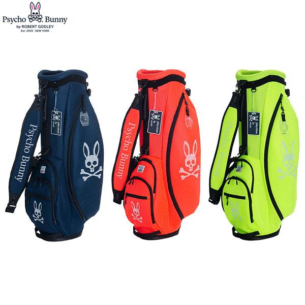 サイコバニー ゴルフ メッシュ PBMG0AC1 ライト スタンド キャディバッグ PSYCHO BUNNY MESH GOLF BAG LIGHT ゴルフバッグ