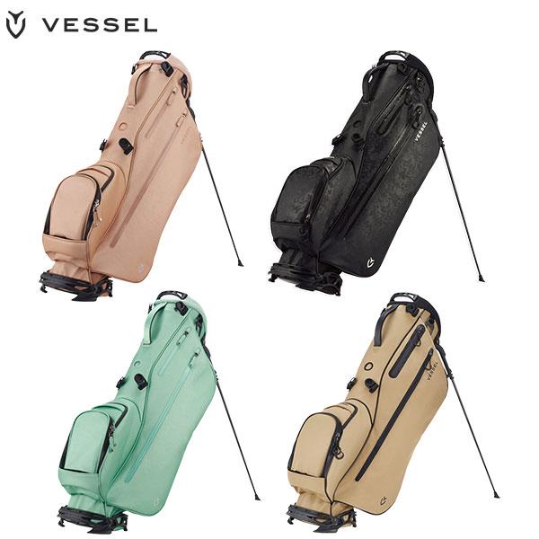ベゼル ゴルフ ライト 7530218 スタンド キャディバッグ VESSEL ゴルフバッグ【ベゼル】【キャディバッグ】【あす楽対応】