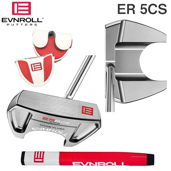 イーブンロール ゴルフ ER5CS センターシャフト ハッチバック パター EVNROLL  Center Shaft Hatchback【あす楽対応】