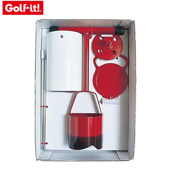 ライト ゴルフ ガーデンゴルフ M-83 ホームグリーンセット 練習器具 LITE ホールピン ホールカップ セット