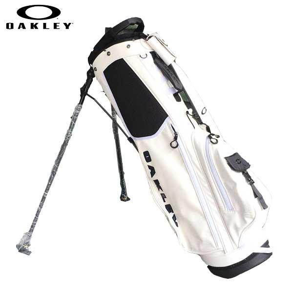 オークリー ゴルフ FOS900214 スカル スタンド14.0 キャディバッグ ホワイト OAKLEY SKULL STAND 14.0