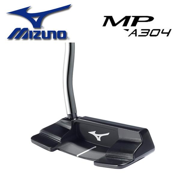 【軟鉄鍛造削り出し】 ミズノ ゴルフ MP A3シリーズ A-304 パター MIZUNO A304【ミズノ】【ゴルフ】【パター】【MP】【A3シリーズ】【A-304】【MIZUNO】