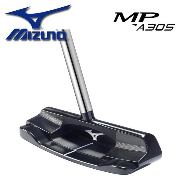 【軟鉄鍛造削り出し】 ミズノ ゴルフ MP A3シリーズ A-305 パター センターシャフト MIZUNO A305【ミズノ】【ゴルフ】【パター】【MP】【A3シリーズ】【A-305】【MIZUNO】【PUTTER】
