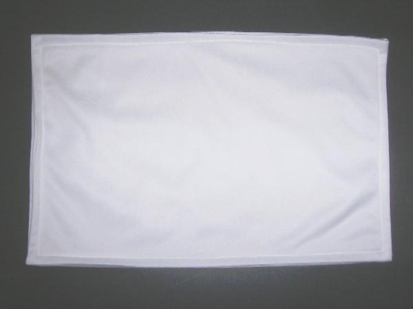 自己発塵が極めて少ない長ポリエステル繊維使用 高性能ポリエステル雑巾 20cm×30cm 贈呈 安心の実績 高価 買取 強化中 10枚 袋