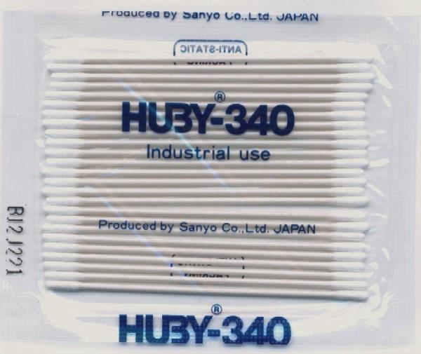 HUBY-340綿棒 BB-012MB