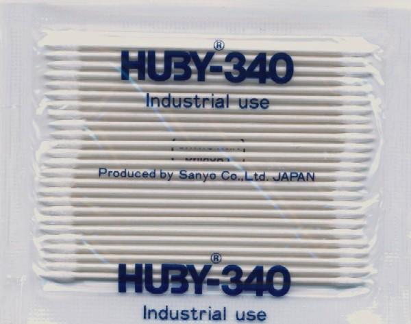 HUBY-340綿棒 BB-013MB