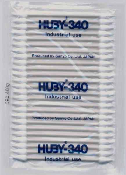 ハイテク産業で実績のある工業用綿棒 HUBY-340綿棒 CA-003MB おトク 送料無料でお届けします