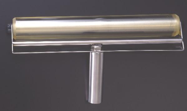与え 平面上の異物除去に適した導電性粘着ゴムローラー 開店記念セール 導電性ペタローラーPR430-AS