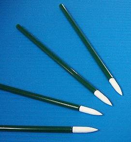 スポンジで作った新しい綿棒 お得セット スポンジめん棒 軸付ソフトタイプ 50本 期間限定特別価格