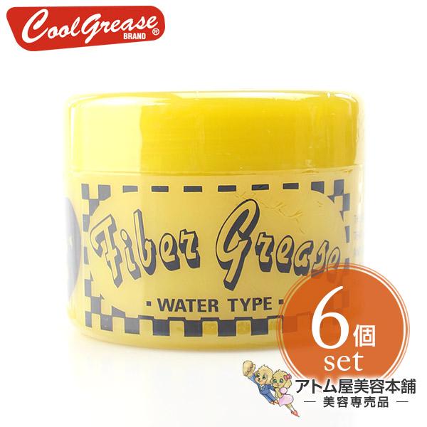 【あす楽!】阪本高生堂 ファイバーグリース 2008 210g<6個セット!>トロピカルフルーツの香り クールグリース