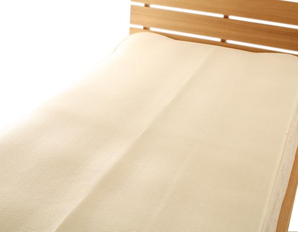 アウトラスト快眠敷パッド シングルサイズ 100cm×205cm