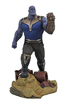 中古 超人気 専門店 輸入品 未使用未開封 25%OFF Diamond - Statue Marvel Thanos Avengers War 0699788828892 23cm Gallery Infinity