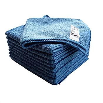 日本最級 【】【輸入品・未使用未開封】GozaタオルマイクロファイバータオルCleaning Clothsプロフェッショナルグレードall-purpose 12?