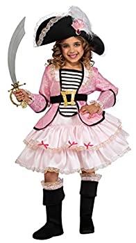 中古 輸入品 未使用未開封 ルービーズ SEC-886624-M 低価格 番号886624 海賊王女のコスチュームチャイルドサイズ 新色 RUBIE'S