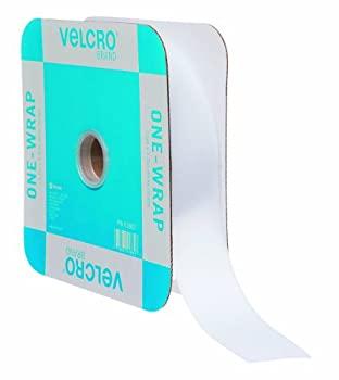 中古 輸入品 高級品 未使用未開封 ベルクロブランド VELCRO Brand ONE-WRAPケーブル ワイヤ x コード用?Lサイズロール?ブラック 2インチ 1 45' 45フィート×1 11 2