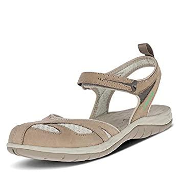 お買得 中古 輸入品 未使用未開封 Merrell 超人気 Siren Wrap Q2 Women's Sports Brindle Brown Sandals UK EU 4 Outdoor 37