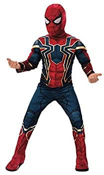 中古 輸入品 未使用未開封 キッズコスチューム 大幅にプライスダウン Boys Iron Spider Costume 新作通販 - 12-14 Size: Avengers: years Endgame L 8-10