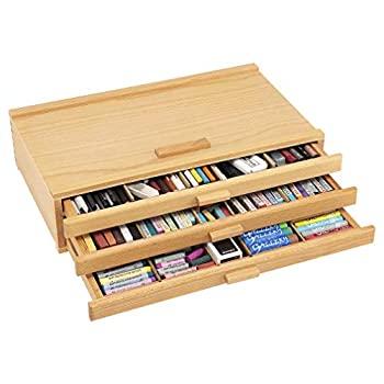 中古 輸入品 未使用未開封 3 Drawer Wood by Pastel 贈与 Creative 注目ブランド Box Mark
