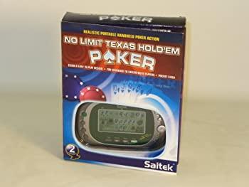 中古 輸入品 70%OFFアウトレット 未使用未開封 Saitek C102 100%品質保証 Hold'em Texas Limit No Poker