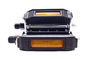 中古 輸入品 未使用未開封 セール価格 Raleigh REA268 by 35%OFF Leisure Pedal - Black
