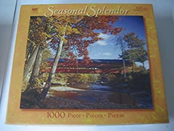 トレンド 中古 輸入品 未使用未開封 Seasonal Splender Bridge Coverd 1000?Pieceパズル 物品