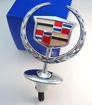 中古 セール特別価格 輸入品 未使用未開封 工場 GM 商い クロム 装飾品 キャデラック ボンネット ドゥビル