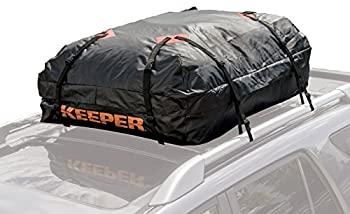 返品送料無料 中古 輸入品 未使用未開封 Keeper 07203-1 ショップ ルーフトップ 防水カーゴバッグ
