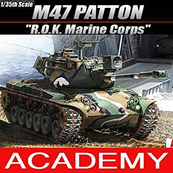 中古 輸入品 未使用未開封 1 35 M47 PATTON