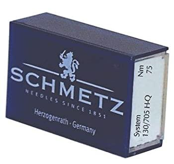 中古 輸入品 未使用未開封 SCHMETZ Quilting 130 セール 705 H-Q テレビで話題 Sewing by Size Schmetz Bulk Needles 11 75 Machine -